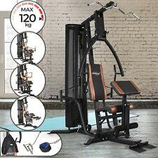 Panca Multifunzione Fitness Macchina Palestra Stazione Allenamento Professionale