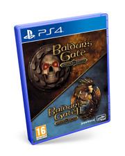 Baldur's Gate Enhanced Edition PS4 Pal España Nuevo Precintado FISICO