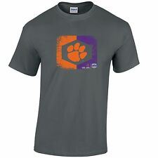 2016 Clemson Tigers  PlayStation Fiesta Bowl Retro Youth Tee NEW