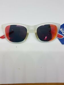 Reebok Reeflex 1 Ultra Thin Transparent Sports Classic Style Sunglasses - UK