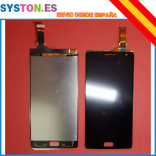 Pantalla Completa Display para ONEPLUS 2 Tactil + Lcd Negro Negra ONE PLUS TWO