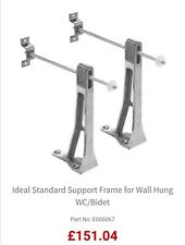 Ideal Standard Support Frame for Wall Hung WC/Bidet