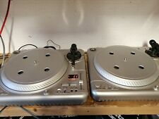 More details for vestax pdx 2300 - matching pair of turntables - excellent condition