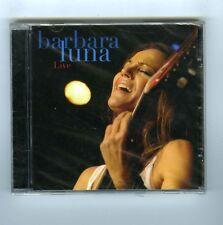 CD (NEW) BARBARA LUNA LIVE