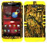 KoolKase Hybrid Cover Case for Motorola Droid Razr M XT907 - Camo Mossy Duck
