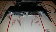 New Federal Signal Solaris Dual Dash Deck Super Led Light B/R