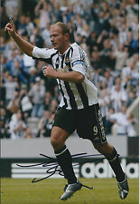 Alan SHEARER Signed Autograph 12x8 Photo AFTAL COA Newcastle United Magpies RARE