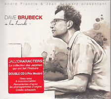 A La Turk by Dave Brubeck (2 CDs, 2009 Le Chant du Monde) 33 Tracks/Sealed!