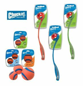 CHUCKIT BALL THROWER LAUNCHER  DOG TOY FLOATING FETCH SPORT TENNIS GAME CHUCK IT