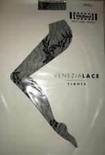Wolford Venecia Calcetines de Encaje Color: Negro Talla: Pequeño 11894-12