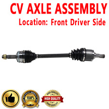 FRONT LEFT Driver Side CV Axle Drive Shaft ASSEMBLY For HYUNDAI KIA