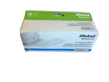irobot braava jet dry sweeping pads 10 pack New In Box
