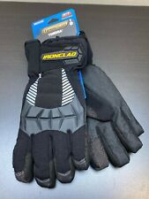 Ironclad Cct2 03 M Tundra Waterproof Extreme Cold Weather Work Gloves Cct2 Med