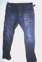 G-Star Raw Jeans 'TRAIL 5620 TAPERED' Medium Aged EUC RRP $289 Mens Size W36 L34