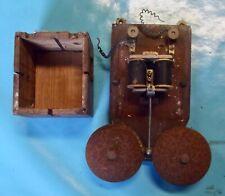 1955 Old Doorbell Bells Electric Door Bells Vintage Ancienne Sonnette Sonnerie