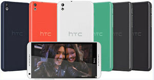 Original Unlocked Android HTC Desire 816 dual sim 4G Wifi 13MP 8GB ROM 1.5GB RAM