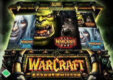 Warcraft 3 Battlechest Key (Frozen Throne + Reign of Chaos) Gold Edition III