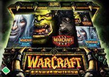 Warcraft 3 Battlechest Key (Frozen Throne + Reign of Chaos) Gold Edition III