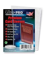 100 ct. Ultra Pro Premium Card Protector Sleeves for MTG Yugioh Pokemon Vanguard