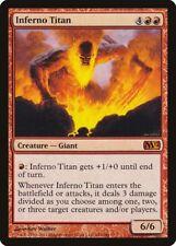 Inferno Titan Magic 2012 / M12 NM-M Red Mythic Rare MAGIC MTG CARD ABUGames