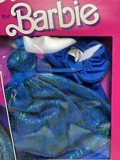 Vintage 1984 Barbie Oscar De La Renta Outfit Collector Series V Mattel 9259 NIB