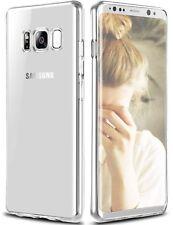 Reboos Samsung Galaxy S8 Clear Phone Case Cover Ultra Thin TPU Soft Slim Crystal