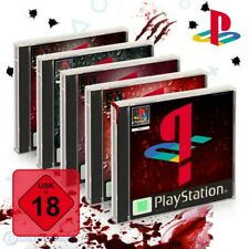 5x Sony PS1 / Playstation 1 Original Spiele ab 18, Sammlung, Games, Überraschung