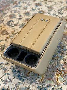 1968-1979 Chevrolet Blazer K5 Center Console - Tan/Camel Tan/Buckskin
