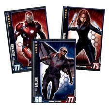Hero Attax Marvel Cinematic Universe 2016 Trading Cards 113-208 aussuchen/choose