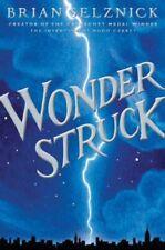 Wonderstruck Hardcover Brian Selznick