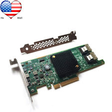 New SAS 9207-8i PCI-E 3.0 Adapter LSI00301 IT Mode Card Host Bus Adapter 6GB USA