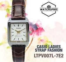 Casio Ladies' Analog Watch LTPV007L-7E2 LTP-V007L-7E2