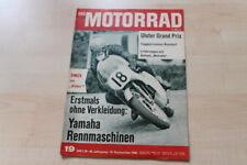 77319) Bultaco Metralla - Yamaha 125 250 ccm - Honda CB 450 - Motorrad 19/1966