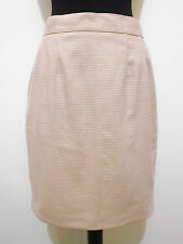 MARELLA Gonna Donna Lana Piedipull Woman Wool Skirt Sz.M - 44