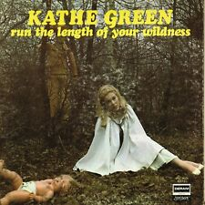 KATHE GREEN run the length of your wildness U.S. DERAM LP_orig 1969 FOLK / PSYCH