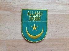 Bosnian War Muslim Forces sleeve patch - Type 2