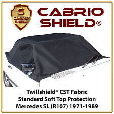 Mercedes SL 1971-1989 Car Hood Soft Top Cover Half Cover Standard Protection