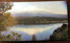 Postcard Lake Shastina Something Infinitely Better Northern CA, Base Mt. Shasta