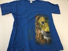 Kid's Clothing T Stephen Joseph Asheboro Zoo NC Preowned Blue Size 14/16
