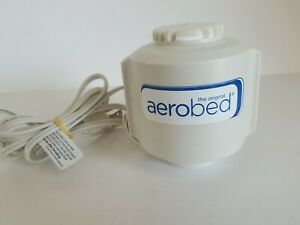 Aerobed REPLACEMENT PUMP ONLY Model R103H Compressor Bed Mattress Wall Plug MINT