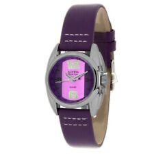 ADORA YoungLine Uhr Armbanduhr mit Lederband für Kinder SBOOU8496LCVDVG13V