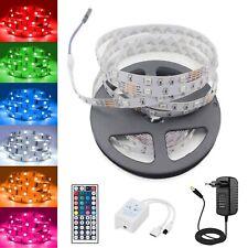 3m LED Band Streifen RGB Stripe Licht-Leiste 5050SMD Lichtschlauch Selbstklebend