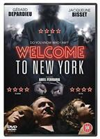 Welcome Pour New York Blu-Ray (SPALBD025)