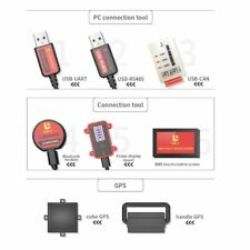 Bms Bluetooth Module 485 Uart Capacity Indicator Touch Control Lcd For Daly