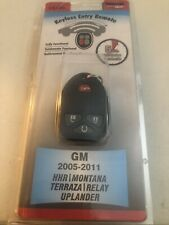 Dorman 13736 Keyless Entry Transmitter for Select Models, Black (OE FIX)