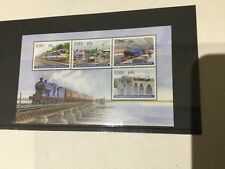 Ireland-2005 Trains & Railways minisheet mnh