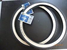 Schwalbe Roadcruiser White Wall Tire 20x1.75oder 47-406mm,HS377 Profil, 2 x NEW