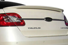 2010 and Up FORD TAURUS SPOILER PAINTED FACTORY STYLE  Warranty! ALL COLORS