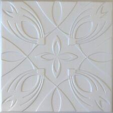 Polystyrene (foam) Ceiling Tile - RM-80 Lot of 32 pcs (~85 sq.ft) covers popcorn