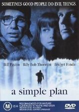 A Simple Plan (DVD, 2005) VGC Pre-owned (D92)